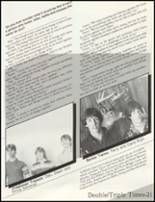 1984 Big Sky High School Yearbook Page 24 & 25