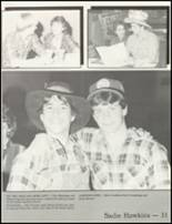 1984 Big Sky High School Yearbook Page 34 & 35
