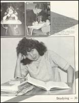 1984 Big Sky High School Yearbook Page 38 & 39