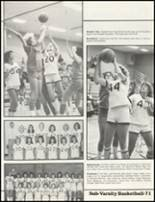 1984 Big Sky High School Yearbook Page 74 & 75