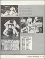 1984 Big Sky High School Yearbook Page 82 & 83