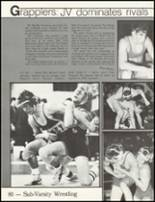 1984 Big Sky High School Yearbook Page 84 & 85