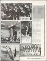 1984 Big Sky High School Yearbook Page 92 & 93
