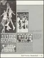 1984 Big Sky High School Yearbook Page 100 & 101