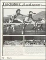 1984 Big Sky High School Yearbook Page 106 & 107