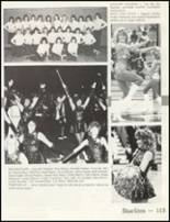 1984 Big Sky High School Yearbook Page 118 & 119