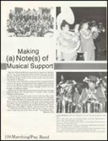 1984 Big Sky High School Yearbook Page 122 & 123
