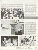 1984 Big Sky High School Yearbook Page 136 & 137