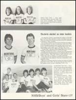 1984 Big Sky High School Yearbook Page 140 & 141