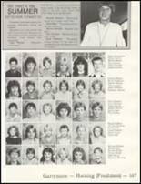 1984 Big Sky High School Yearbook Page 170 & 171
