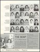 1984 Big Sky High School Yearbook Page 182 & 183