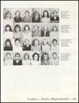 1984 Big Sky High School Yearbook Page 184 & 185