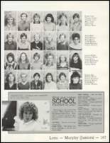 1984 Big Sky High School Yearbook Page 190 & 191