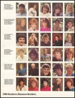 1984 Big Sky High School Yearbook Page 200 & 201