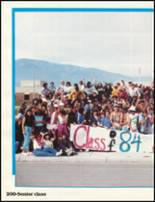 1984 Big Sky High School Yearbook Page 204 & 205