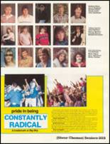 1984 Big Sky High School Yearbook Page 206 & 207
