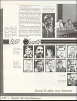 1984 Big Sky High School Yearbook Page 220 & 221