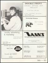 1984 Big Sky High School Yearbook Page 226 & 227