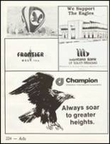 1984 Big Sky High School Yearbook Page 228 & 229