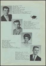 1962 Bokoshe High School Yearbook Page 12 & 13