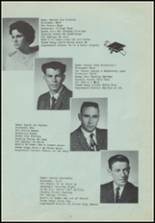 1962 Bokoshe High School Yearbook Page 14 & 15