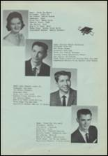 1962 Bokoshe High School Yearbook Page 16 & 17