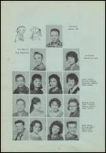 1962 Bokoshe High School Yearbook Page 20 & 21