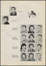 1962 Bokoshe High School Yearbook Page 22 & 23