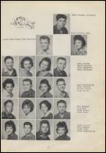 1962 Bokoshe High School Yearbook Page 24 & 25