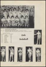 1962 Bokoshe High School Yearbook Page 32 & 33