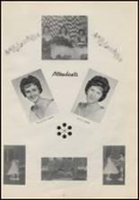 1962 Bokoshe High School Yearbook Page 34 & 35