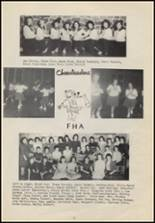 1962 Bokoshe High School Yearbook Page 36 & 37
