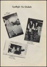 1962 Bokoshe High School Yearbook Page 38 & 39