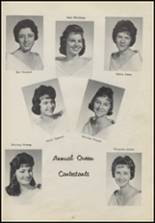 1962 Bokoshe High School Yearbook Page 40 & 41