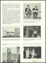 1966 Fox Valley Lutheran High School Yearbook Page 12 & 13