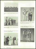 1966 Fox Valley Lutheran High School Yearbook Page 14 & 15