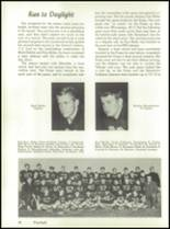 1966 Fox Valley Lutheran High School Yearbook Page 22 & 23
