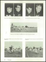 1966 Fox Valley Lutheran High School Yearbook Page 24 & 25