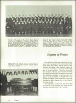 1966 Fox Valley Lutheran High School Yearbook Page 36 & 37