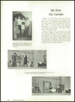 1966 Fox Valley Lutheran High School Yearbook Page 42 & 43