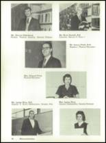 1966 Fox Valley Lutheran High School Yearbook Page 50 & 51