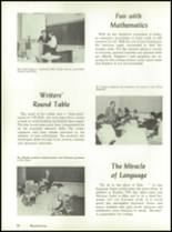 1966 Fox Valley Lutheran High School Yearbook Page 54 & 55