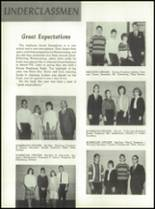 1966 Fox Valley Lutheran High School Yearbook Page 56 & 57