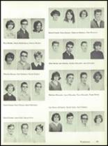 1966 Fox Valley Lutheran High School Yearbook Page 58 & 59