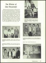 1966 Fox Valley Lutheran High School Yearbook Page 60 & 61
