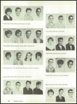 1966 Fox Valley Lutheran High School Yearbook Page 62 & 63
