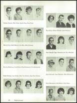 1966 Fox Valley Lutheran High School Yearbook Page 64 & 65