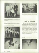 1966 Fox Valley Lutheran High School Yearbook Page 66 & 67