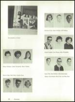 1966 Fox Valley Lutheran High School Yearbook Page 70 & 71