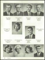 1966 Fox Valley Lutheran High School Yearbook Page 72 & 73